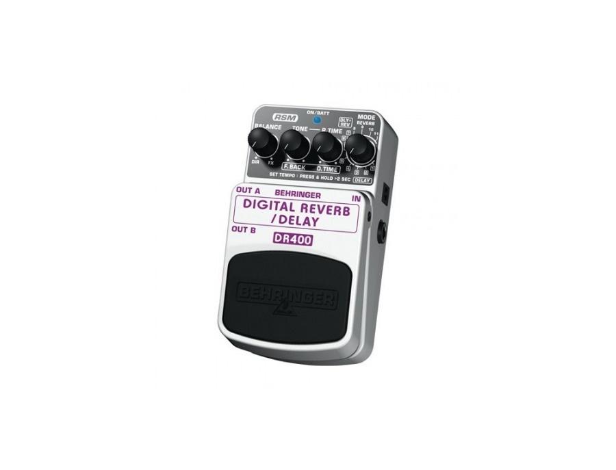 Behringer DR400 - Digital Reverb-Delay