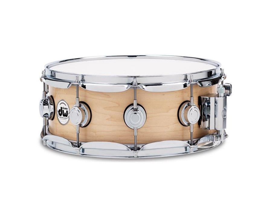 DW 14x6.5 Maple Snare Drum