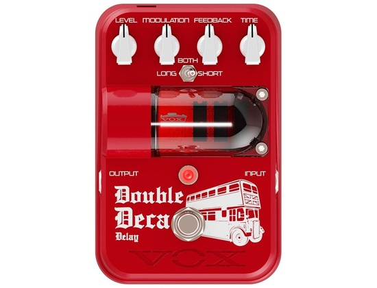 Vox Tone Garage Double Deca Analog Delay