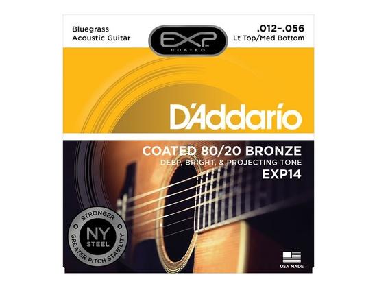 D'Addario EXP14