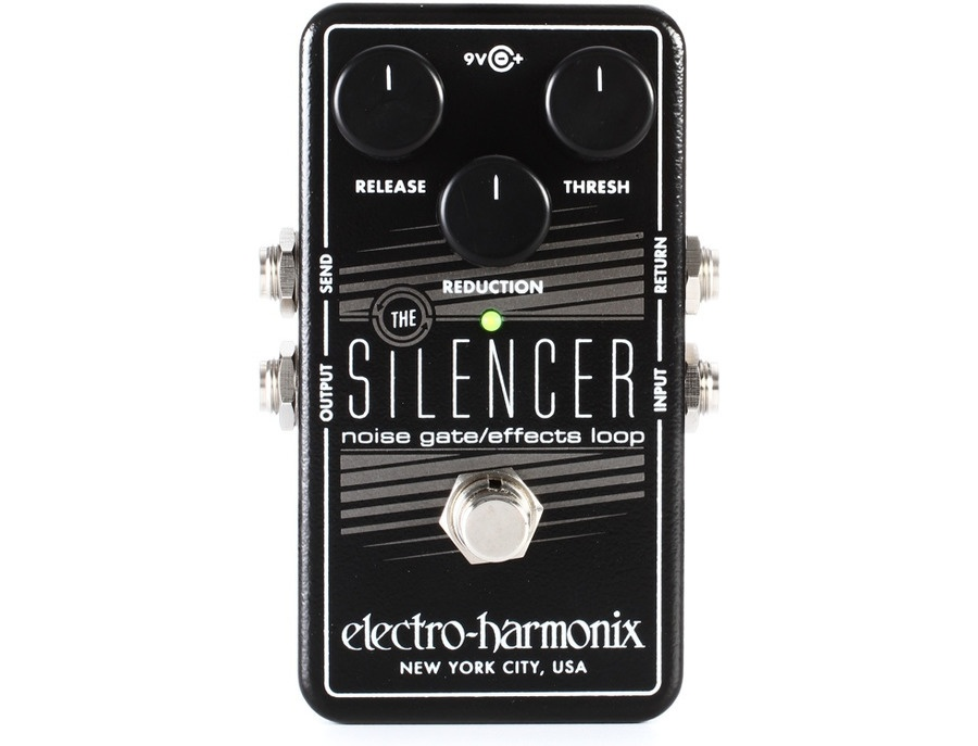 Electro harmonix the silencer noise gate effects loop xl
