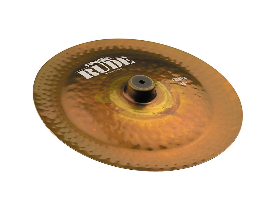 Paiste rude china cymbal xl