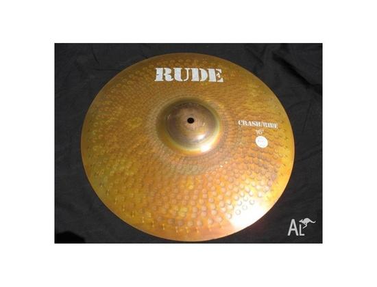 Paiste Rude Crash Ride Cymbal