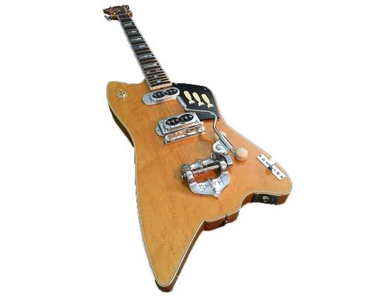 TK Smith JD McPherson Custom Electric Guitar