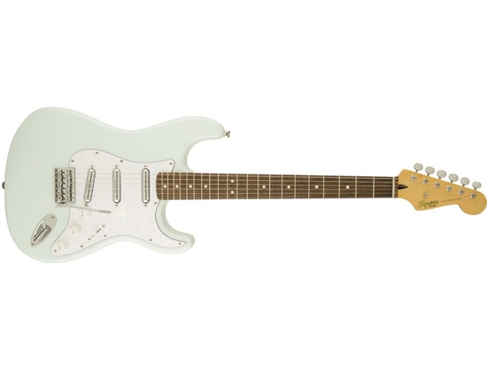 squier by fender vintage modified surf stratocaster sonic blue id 0301220572 reviews prices. Black Bedroom Furniture Sets. Home Design Ideas