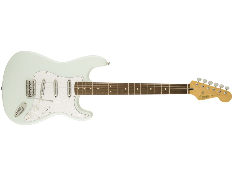 Squier by Fender Vintage Modified Surf Stratocaster (Sonic Blue) ID: 0301220572
