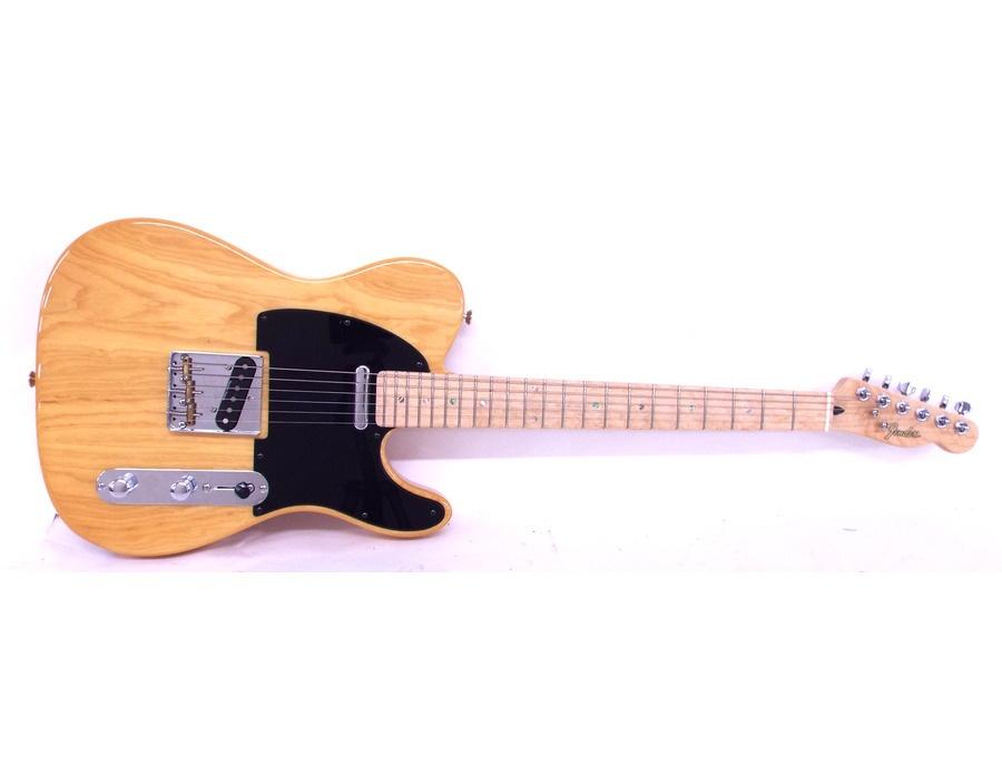 Fender Lite Ash Telecaster