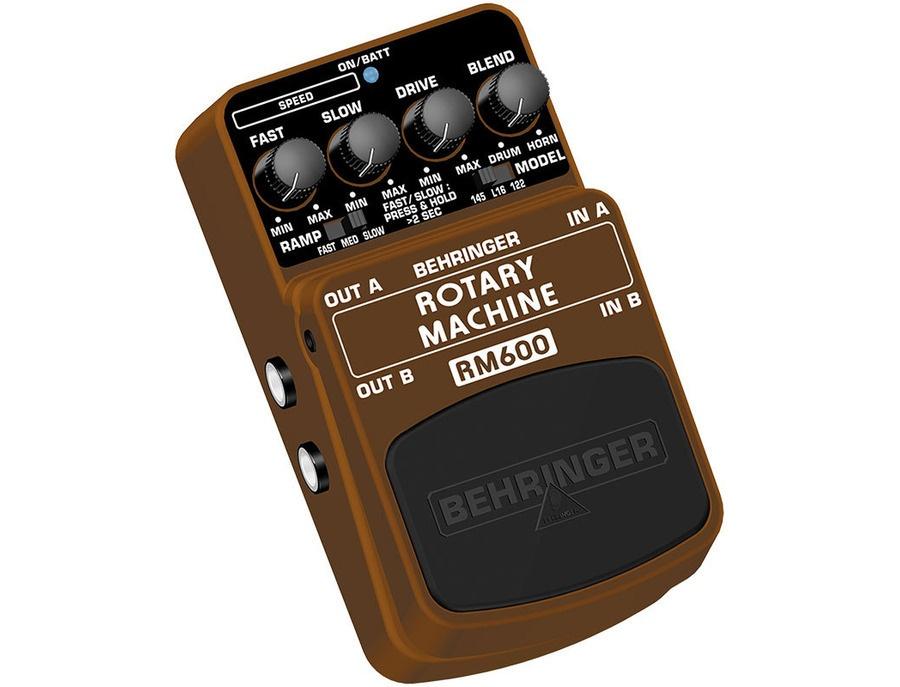 Behringer Rotary Machine