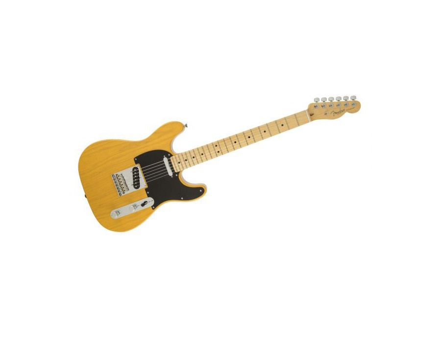 Fender double cutaway telecaster