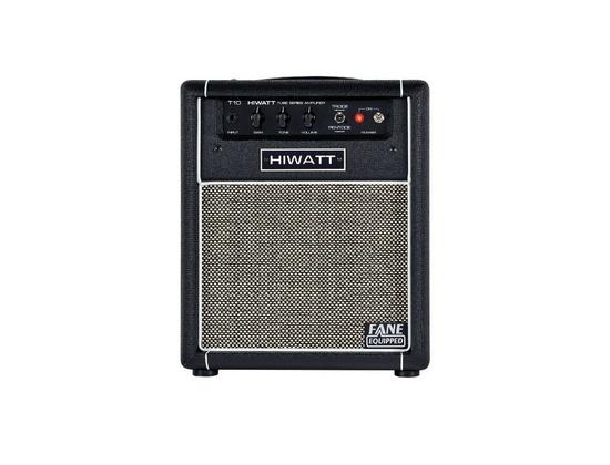 Hiwatt T-10 Tube Amplifier