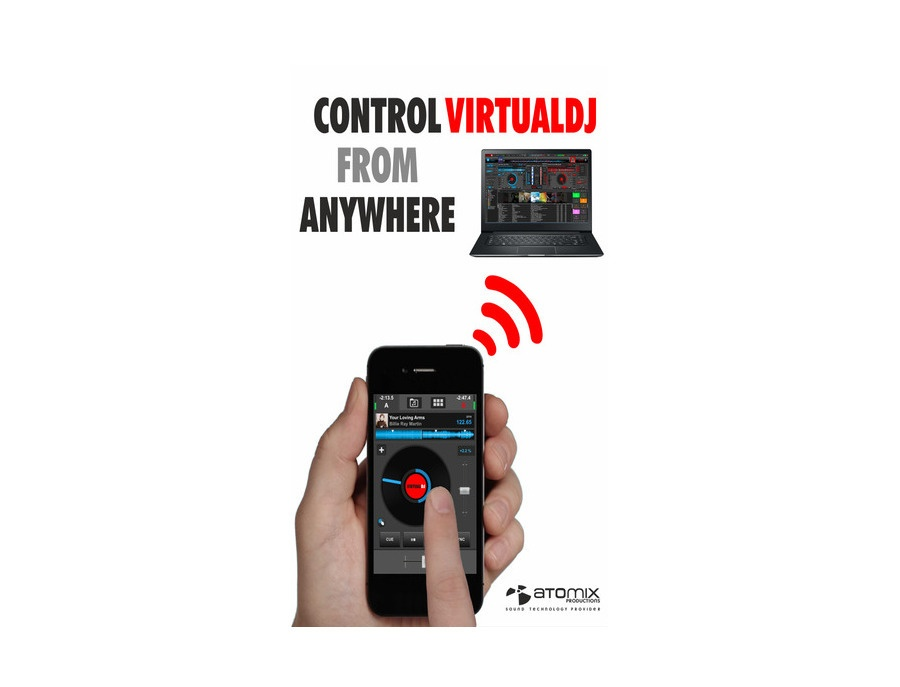 Virtual DJ Remote
