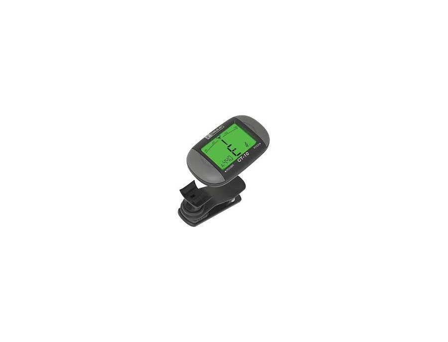 Deltalab ct 10 clip on guitar bass and ukulele tuner xl