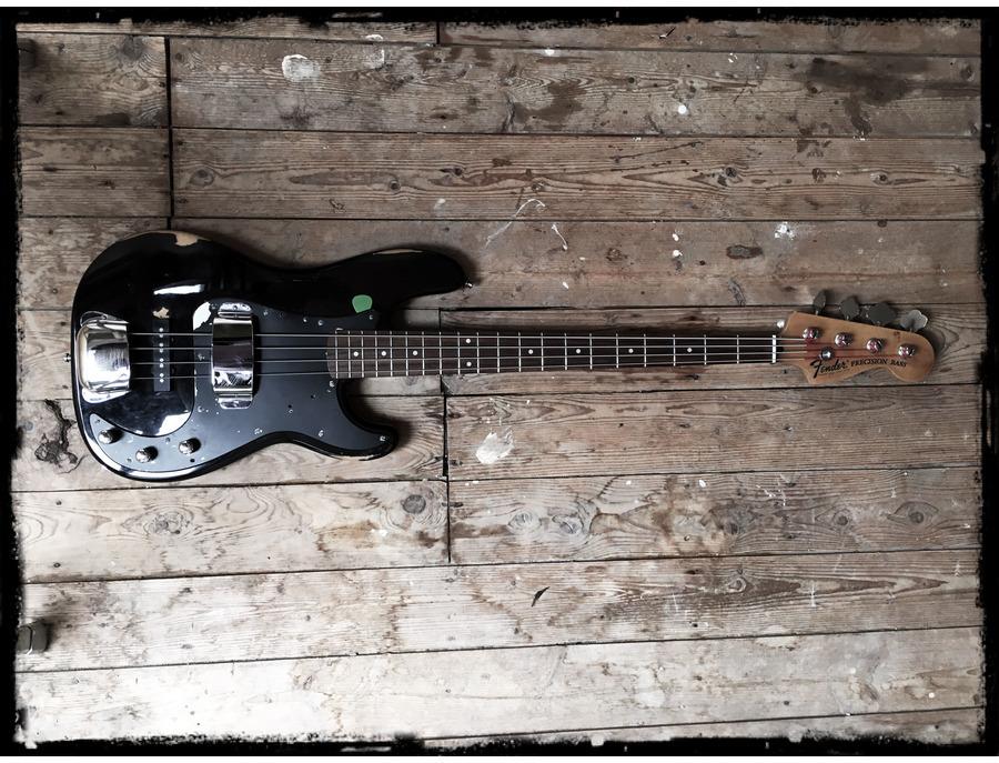 """Fender P Special Deluxe """"frankenstein"""""""