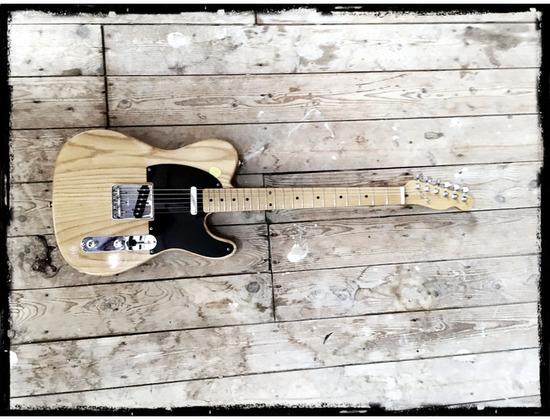 Custom USA Fender allparts telecaster
