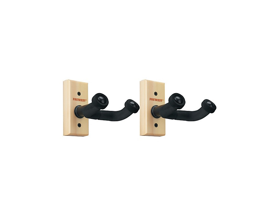FretRest by Proline GH1 Guitar Wall Hanger 2 Pack