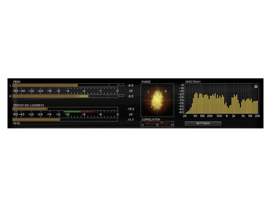 IK Multimedia T-RackS Metering