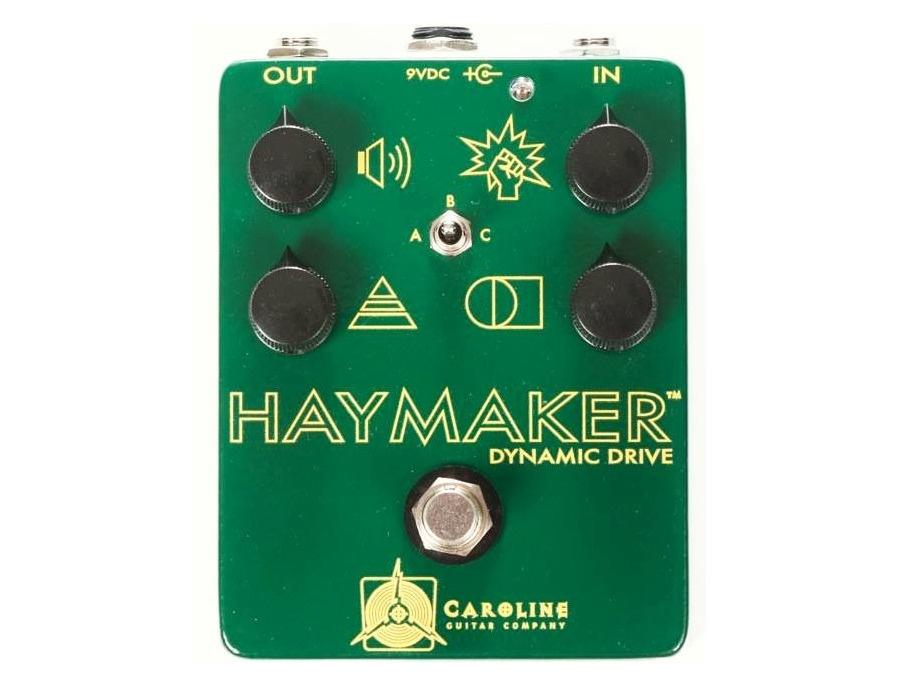 Caroline Haymaker Dynamic Drive