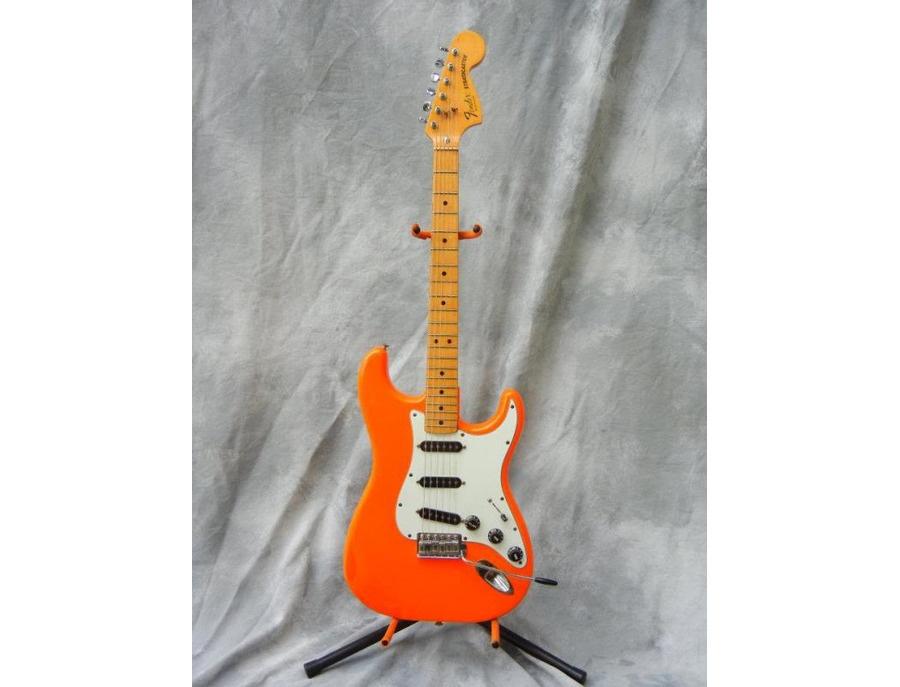 Fender 81' International Series Stratocaster Capri Orange