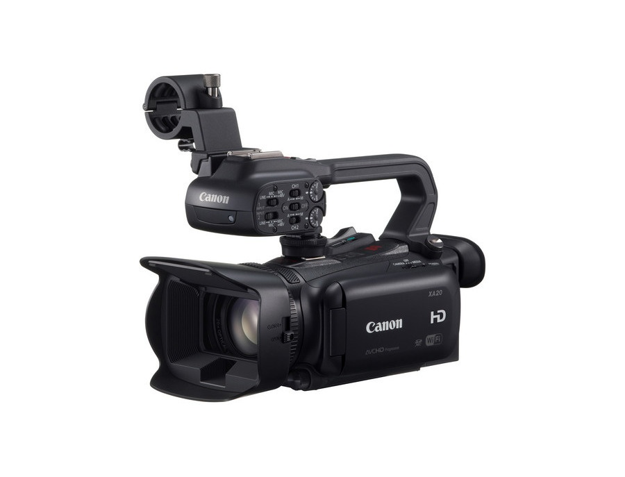 Canon XA20 Professional HD Camcorder