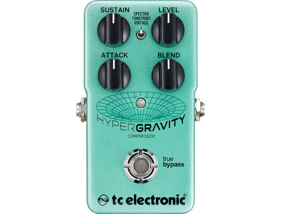Tc electronic hypergravity compressor xl