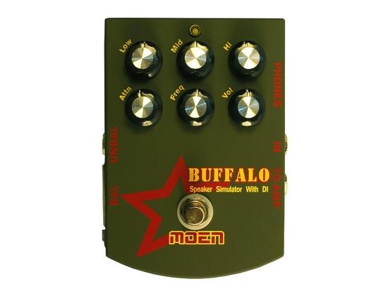 Moen Buffalo EQ/Amp sim/D.I.
