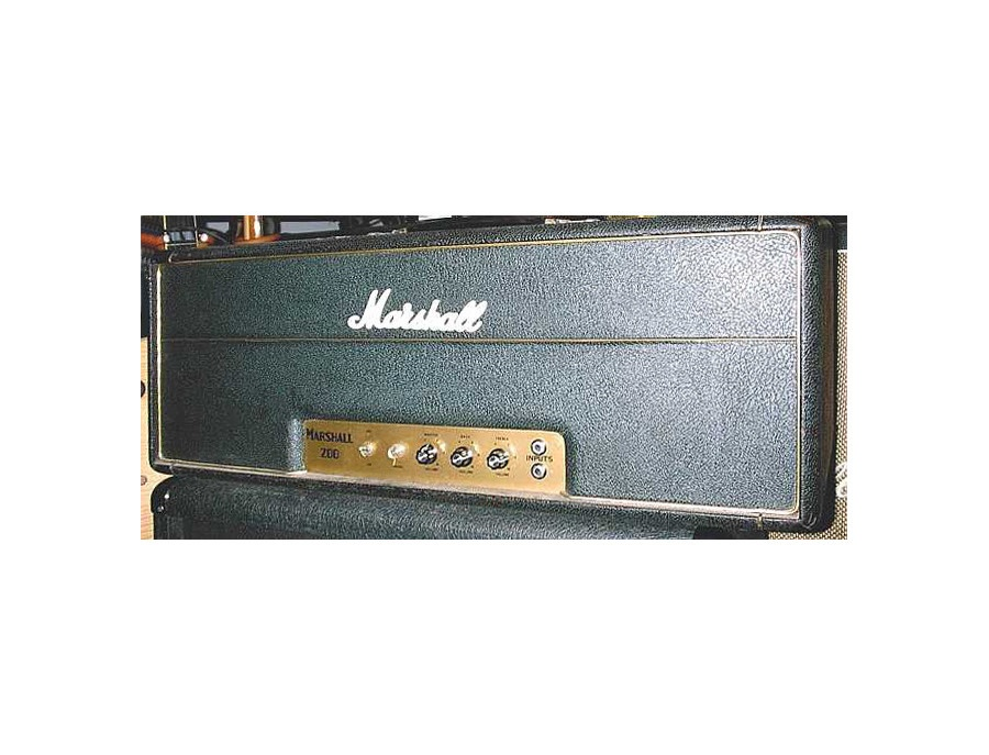 "Marshall 200 ""the pig"""