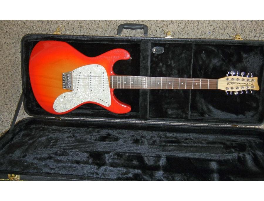 Danelectro Danoblaster Innuendo 12 String Guitar