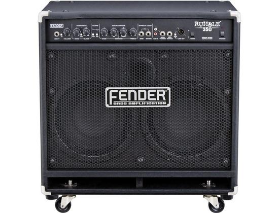 fender rumble 350 bass amp