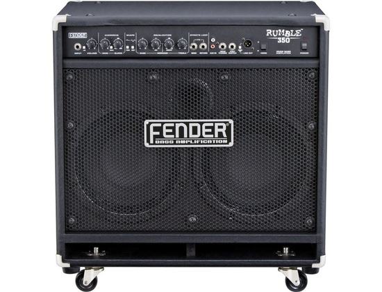 fender rumble 350 bass amp