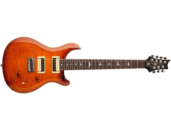 PRS Custom 24 7 String Vintage Sunburst