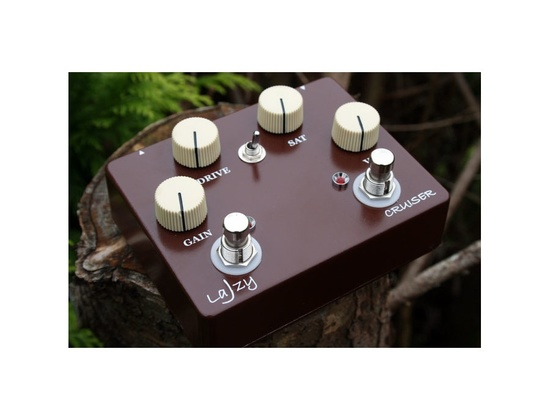 Lazy J Cruiser Deuce dual overdrive