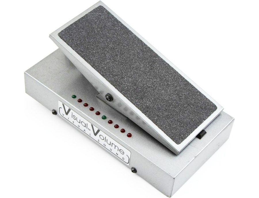Visual Sound Visual Volume Pedal