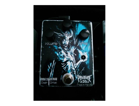 Protone Keith Merrow overdrive