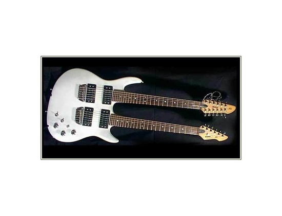 Peavey Hydra double neck 12/6