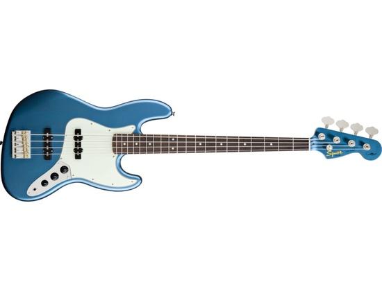 Squier James Johnston Jazz Bass