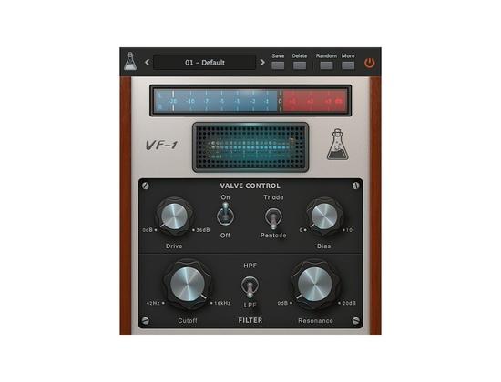 AudioThing Valve Filter VF-1