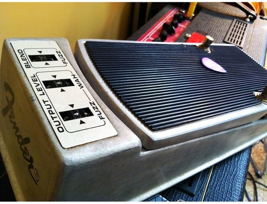 1970 Fender Fuzz Wah