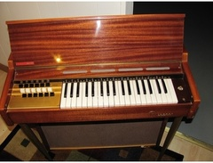 Farfisa pianorgan s