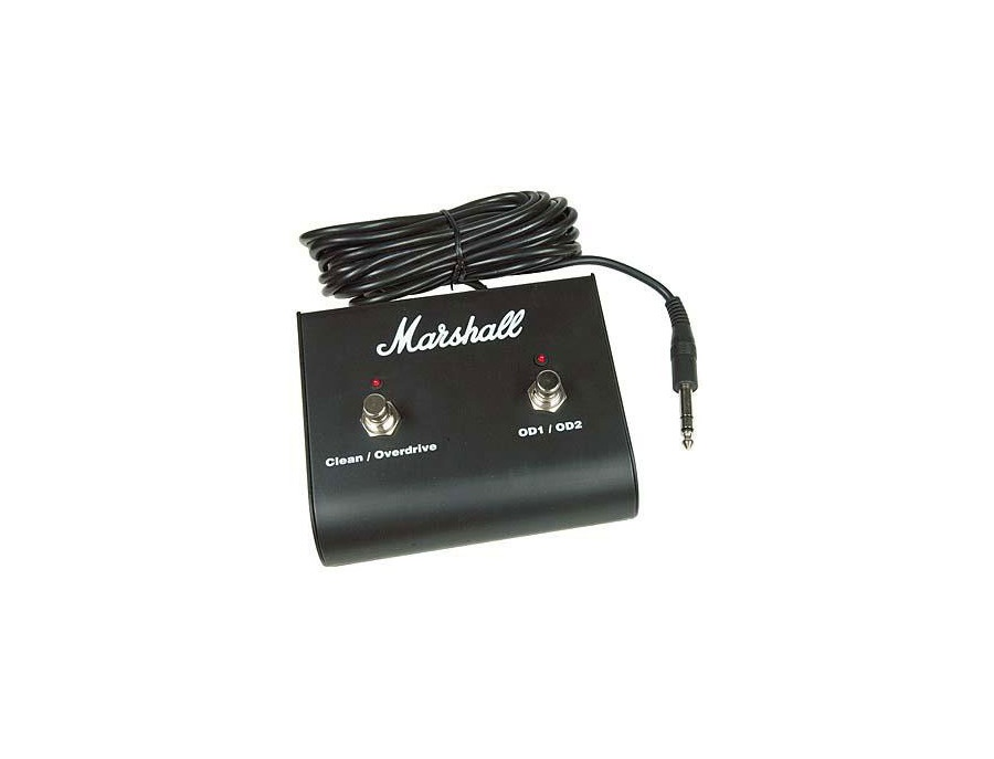 Marshall Two-Way Footswitch