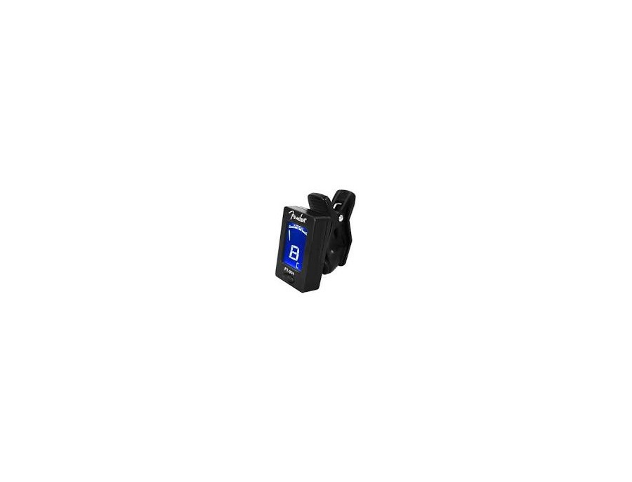 Fender ft 004 clip on chromatic tuner xl