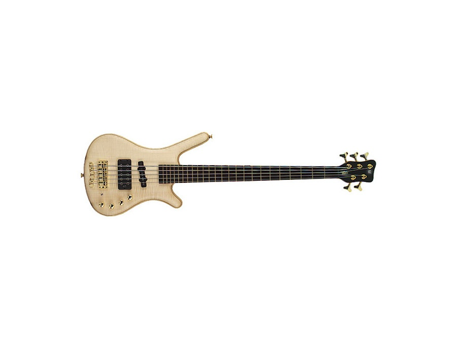 Warwick Corvette FNA Jazzman 5-string Electric Bass Guitar