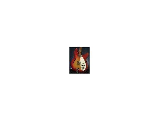 1966 rickenbacker fireglo 330-12
