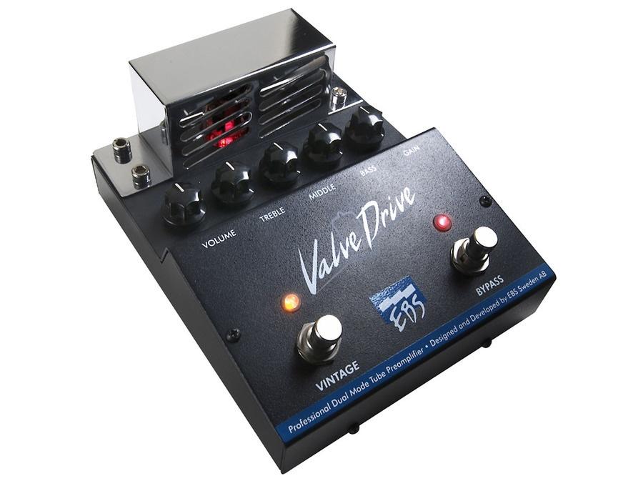 EBS Valve Drive Bass Pedal