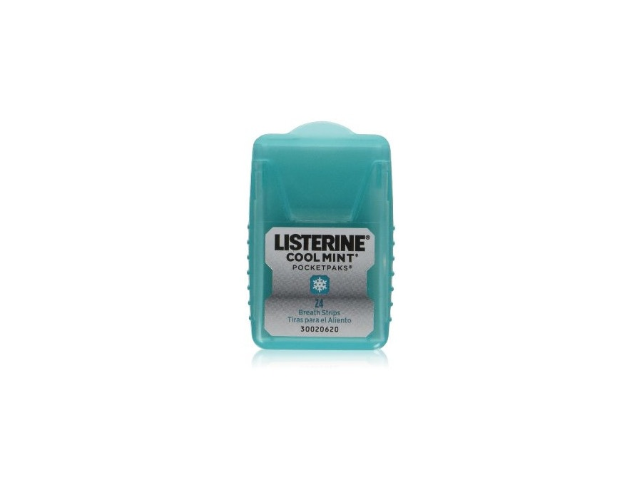 Listerine Packets