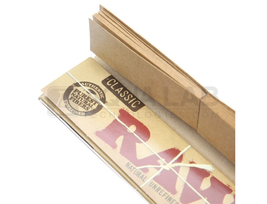 Raw Papers w/ Filters
