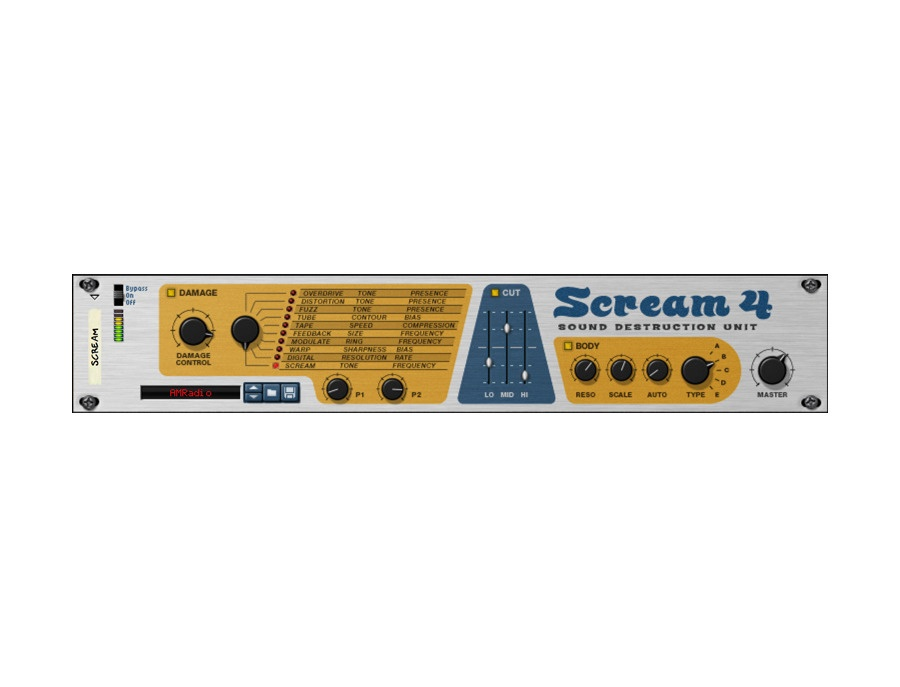 Propellerhead Scream 4 Sound Destruction Unit