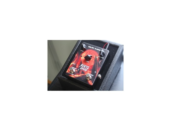 Airis Effects Solar Flare Distortion Pedal