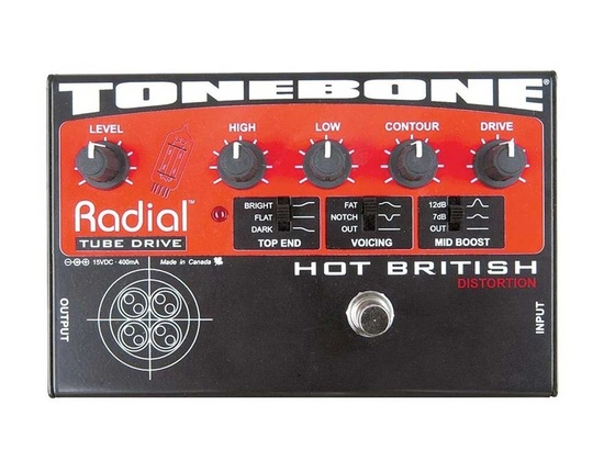 Radial Tonebone Hot British