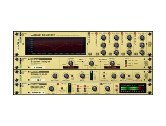 Propellerhead Reason MClass Mastering Suite