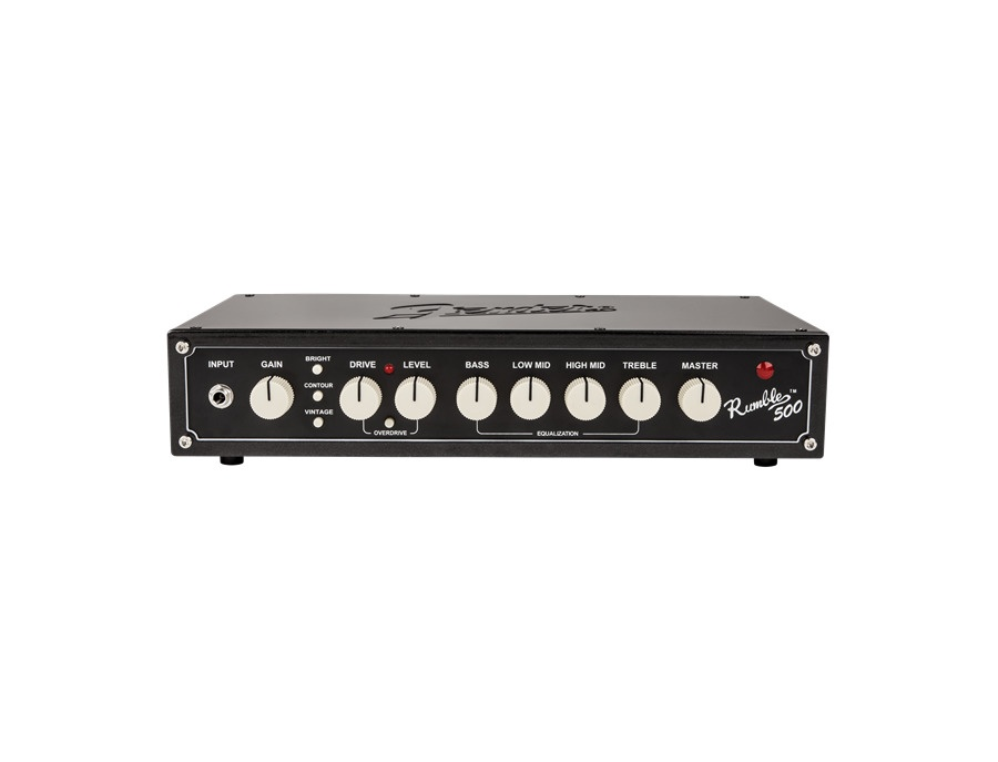 fender rumble 500 head